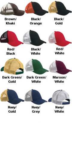 THE DUKE Washed Trucker Cap - All Colors