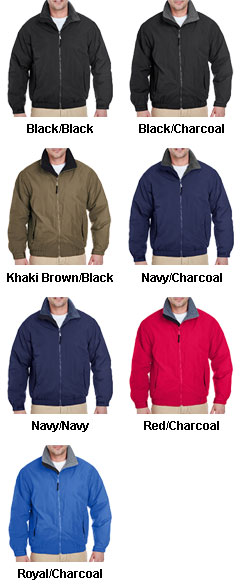 All-Weather Jacket with Fleece Lining - All Colors