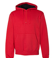 Custom Champion Adult 9.7 oz, 90/10 Cotton Max Quarter-Zip Hood