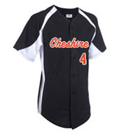 Custom Adult Mens Clutch Full Button Baseball Jersey