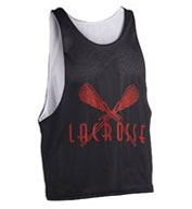 Adult Zone Sleeveless Reversible Lacrosse Jersey