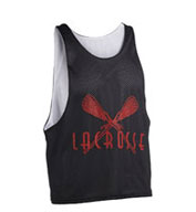 Custom Youth Zone Sleeveless Reversible lacrosse Jersey