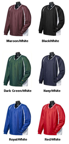 Champion Stadium Scout II V-Neck Pullover - All Colors