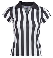Custom Ladies Stretch Spandex Referee Jersey