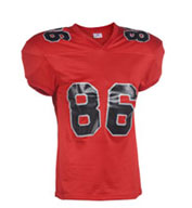Youth Touchdown Steelmesh Football Jersey