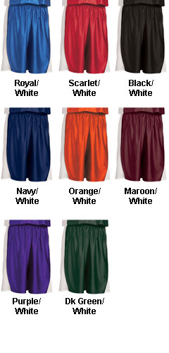 Youth Tip Off Basketball Short  - All Colors