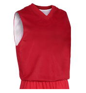 Custom Adult Fadeaway Reversible Basketball Jersey