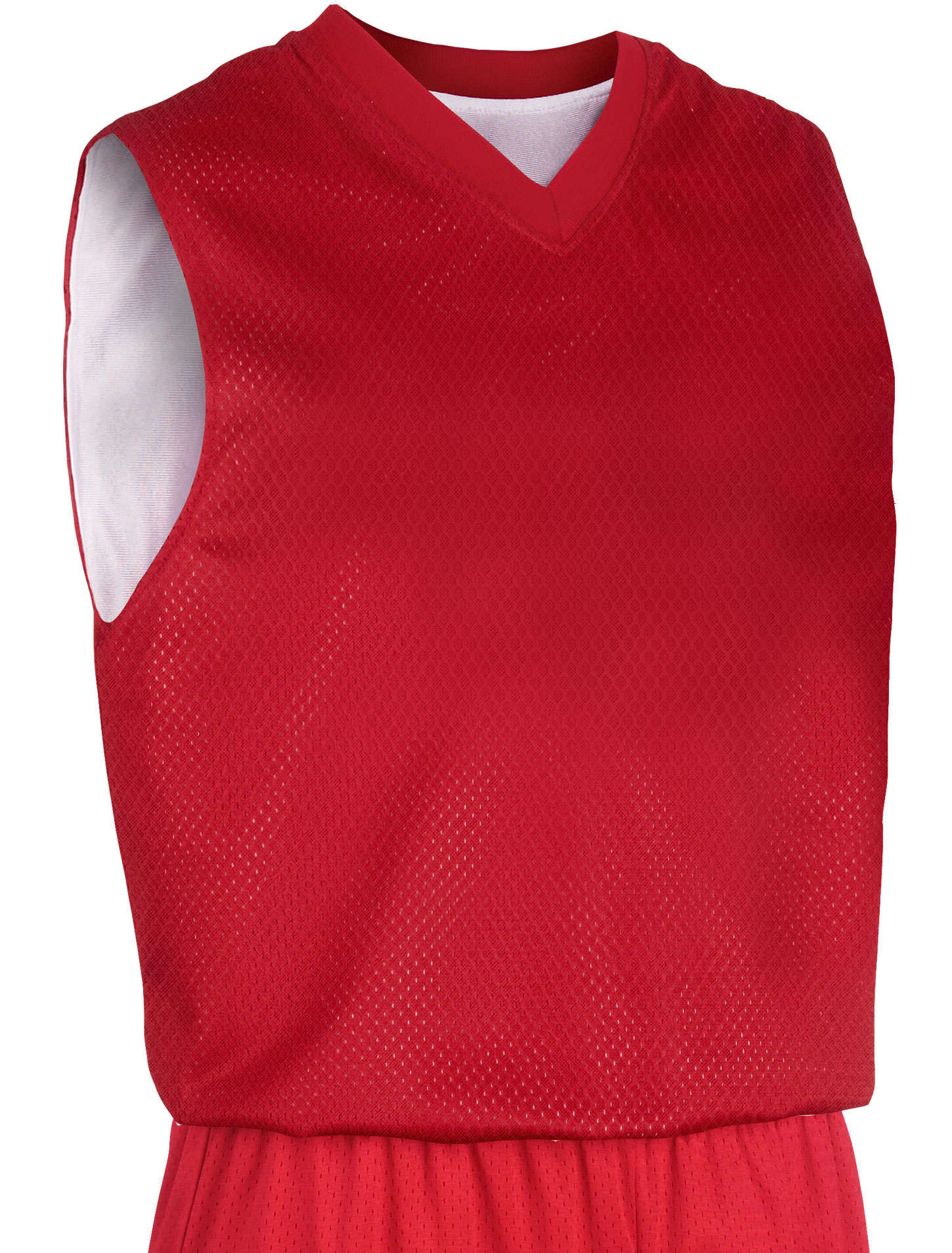Teamwork Adult Fadeaway Reversible Basketball Jersey - CLOSEOUT