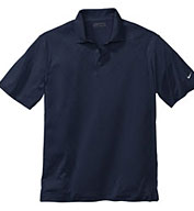 Custom NIKE Golf Mens Dri-FIT Cross-Over Texture Sport Shirt