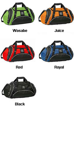 OGIO® - Crunch Duffle Bag - All Colors