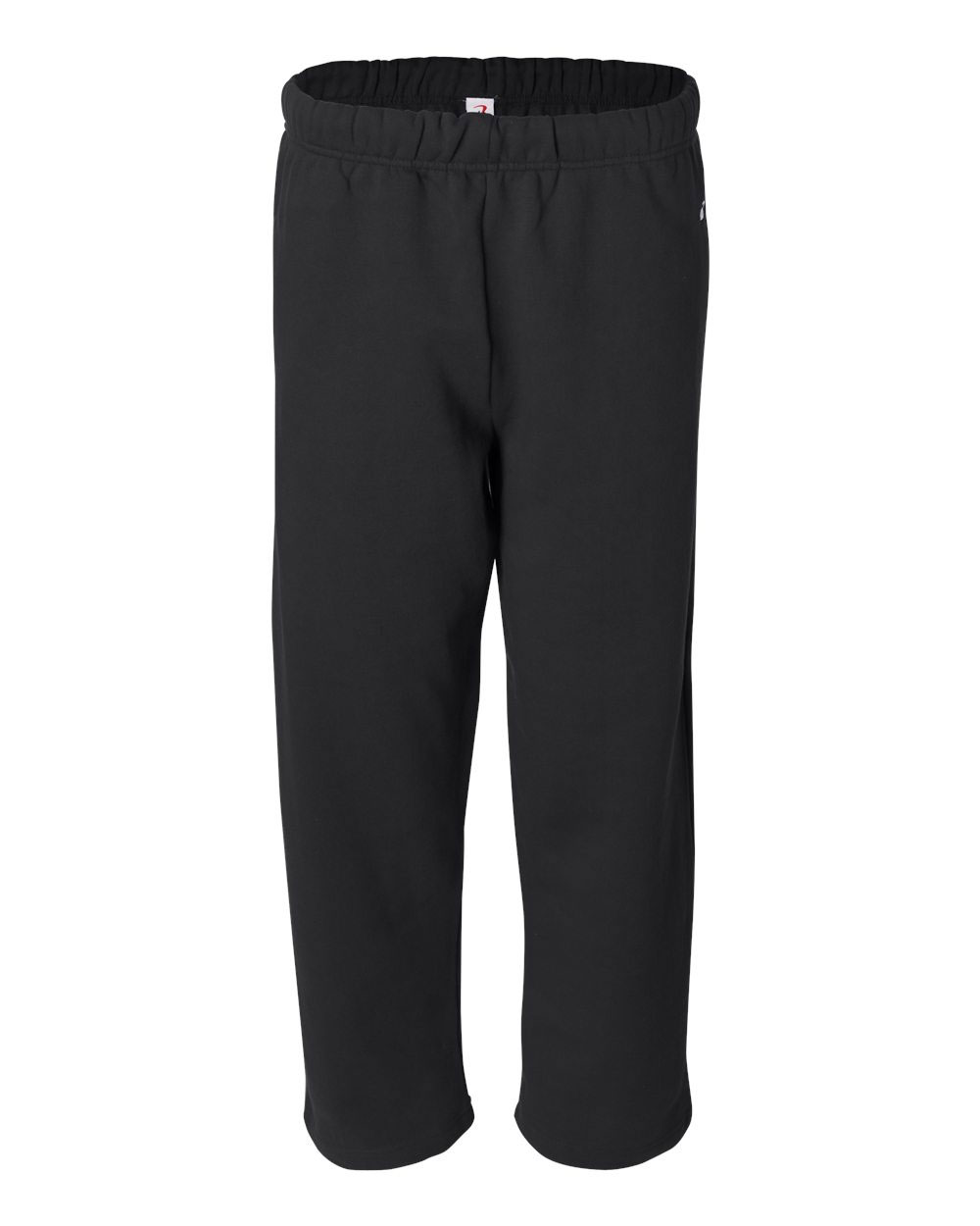 Adult Open Bottom Fleece Pant