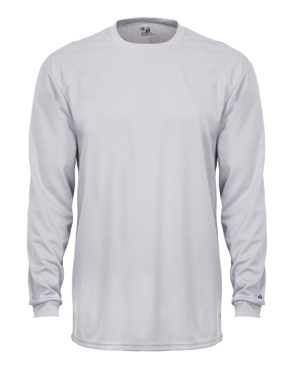 Badger Mens B-Core Long Sleeve  Performance Tee
