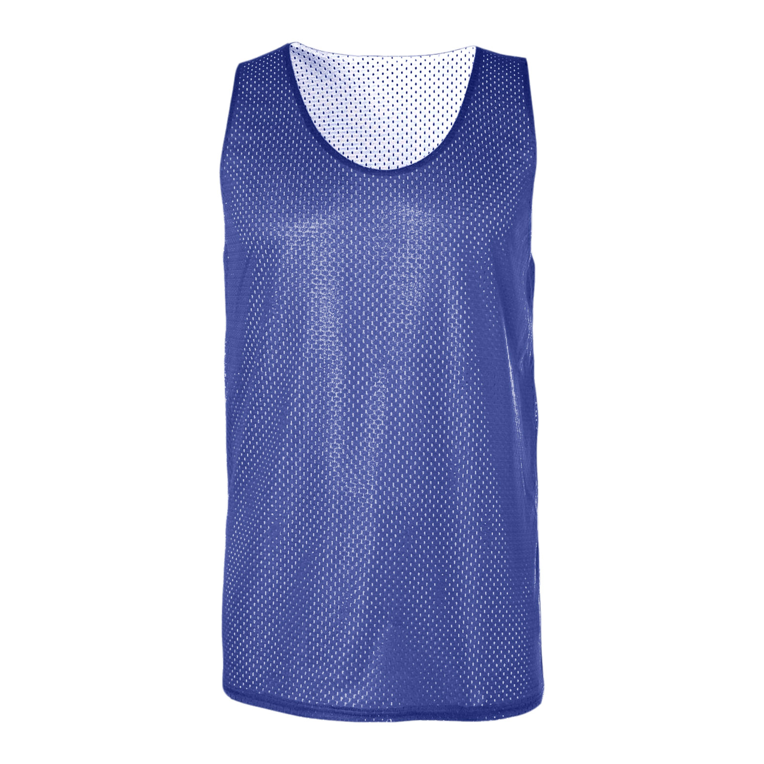 Badger Mens Mesh Reversible Tank