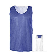 Custom Badger Youth Mesh Reversible Tank