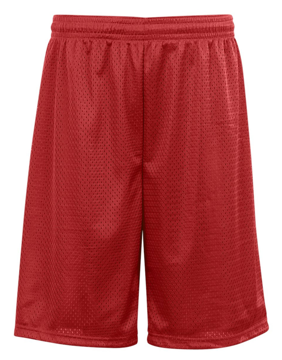 Badger Adult Mesh/Tricot 11 Short