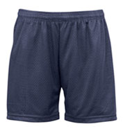 Custom Badger Ladies Mesh/Tricot Short