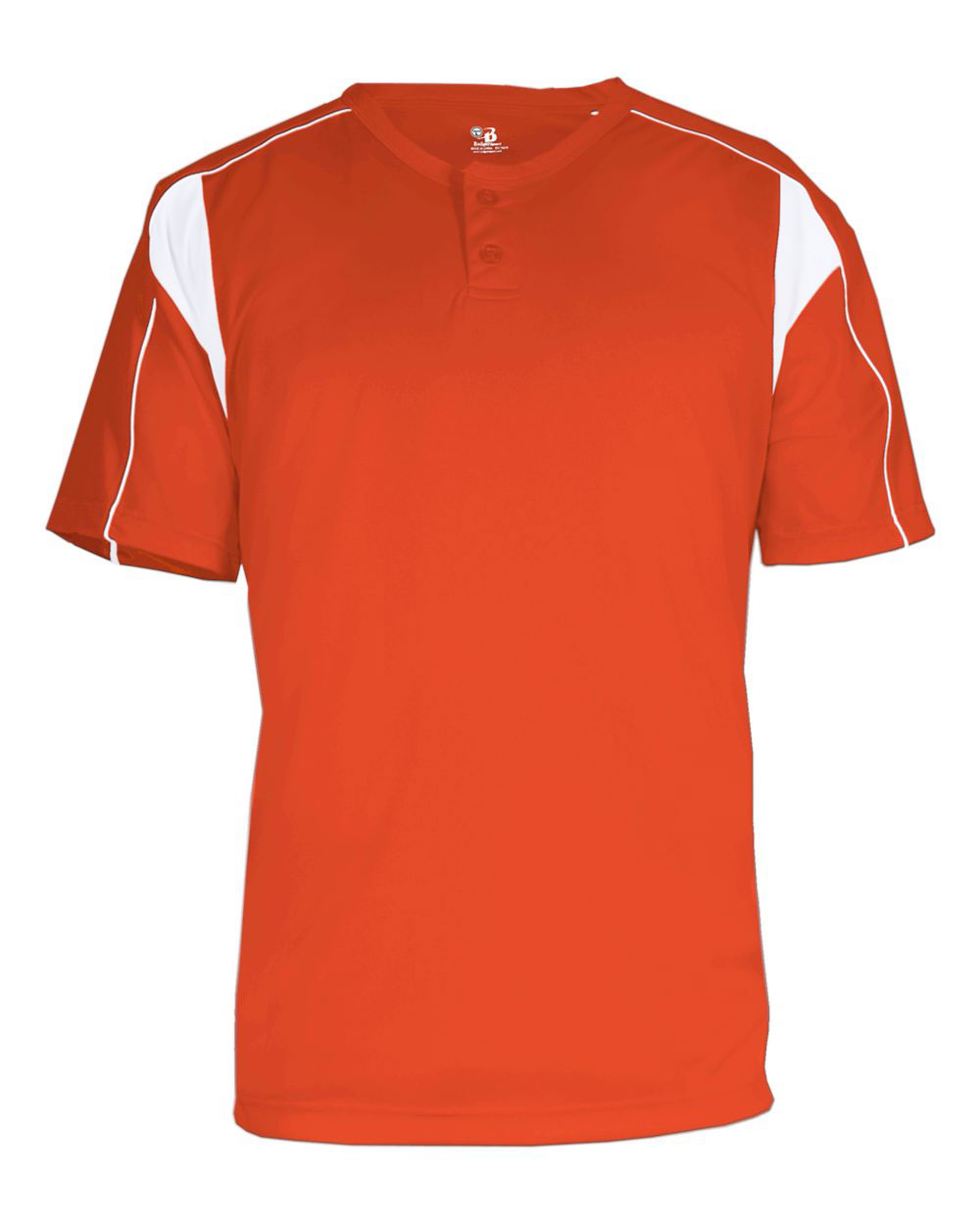 Badger Mens Pro Placket Jersey