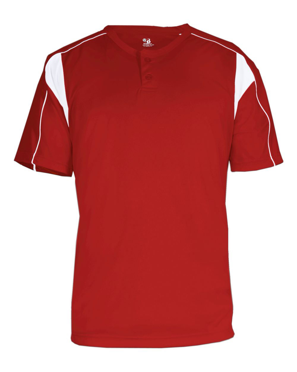Badger Youth Pro Placket Jersey