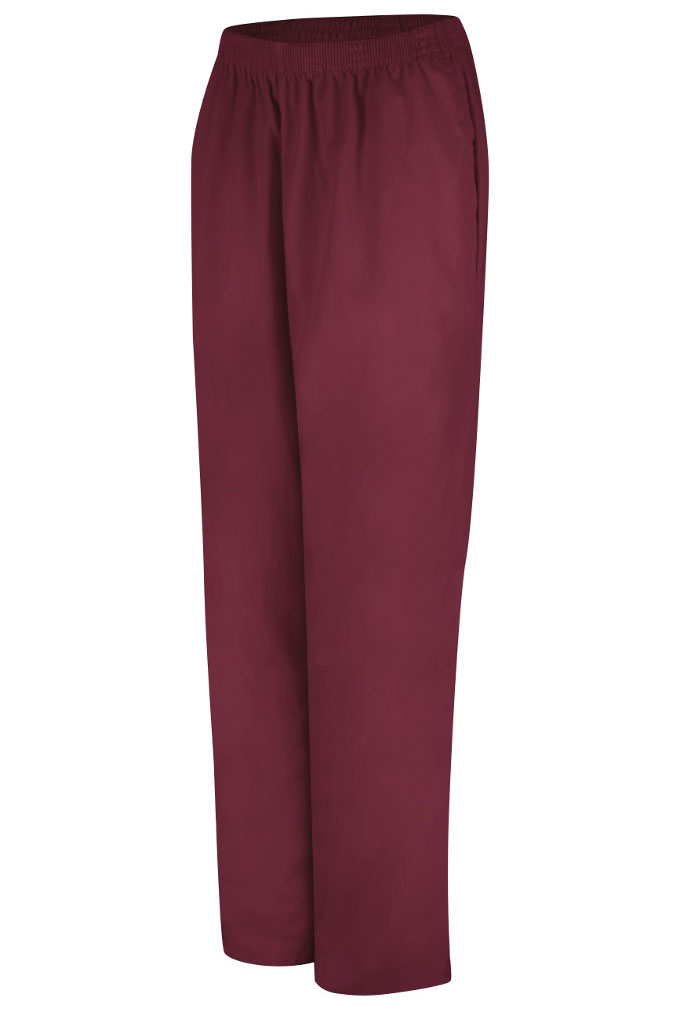 Womens Pull-On Elastic Waist Pant