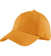 Custom Garment Washed Cap in 13 colors
