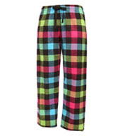 Custom Boxercraft® Adult Drawstring Flannel Pants