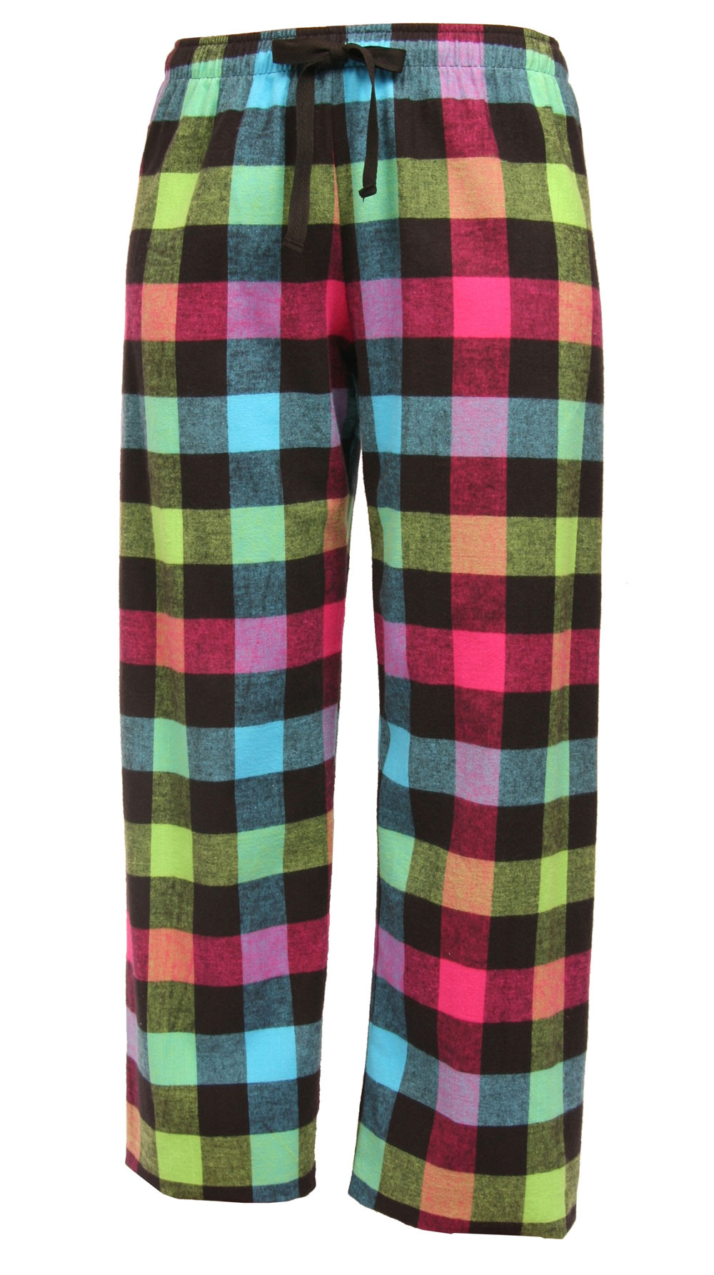 Boxercraft® Adult Drawstring Flannel Pants