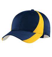 Custom Sport-Tek Adult Dry Zone™ Nylon Colorblock Cap