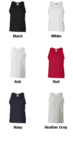 Anvil Heavyweight Tank Top - All Colors