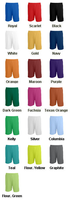 Youth Sweeper Soccer Short - All Colors