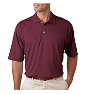 Custom UltraClub Mens Cool & Dry Sport Polo