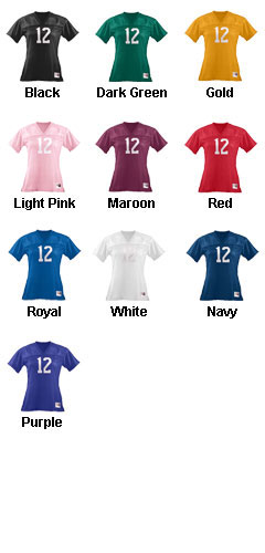 Junior Sized  Replica Football Jersey - All Colors