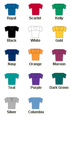 Youth Flag Star Football Jersey - All Colors