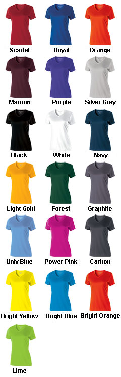 Ladies Zoom 2.0 T-Shirt by Holloway - All Colors