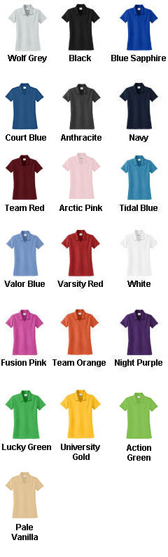 NIKE GOLF - Ladies  Dri-FIT Micro Pique Sport Shirt - All Colors
