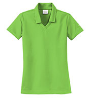 Custom NIKE Golf Ladies  Dri-FIT Micro Pique Sport Shirt