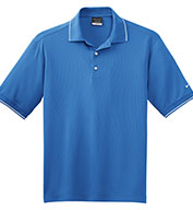 Custom NIKE Golf Mens Dri-FIT Classic Tipped Sport Shirt