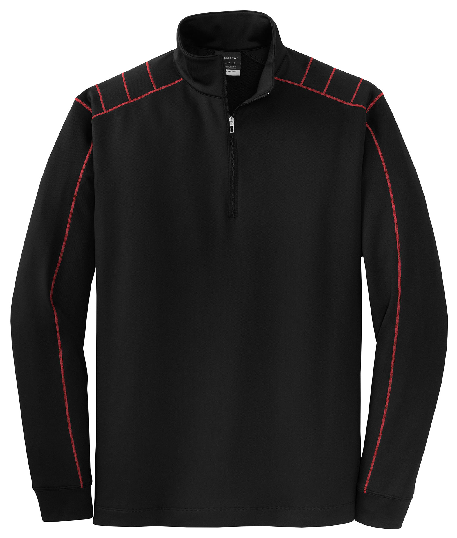 NIKE Golf Mens Dri-FIT 1/2-Zip Cover-Up