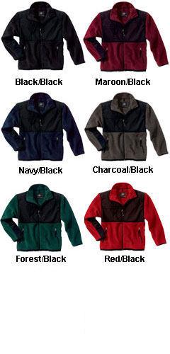 Youth Evolux™ Fleece Jacket by Charles River Apparel - All Colors