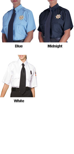 Short Sleeve Security Shirt - All Colors