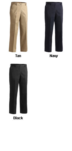 Womens Flat Front Pant - All Colors