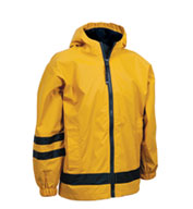 Custom Charles River Childrens  New Englander Rain Jacket