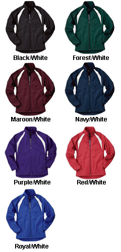 Womens TeamPro Jacket by Charles River Apparel - All Colors