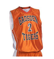 Custom Youth Reversible Dazzler Basketball Jersey