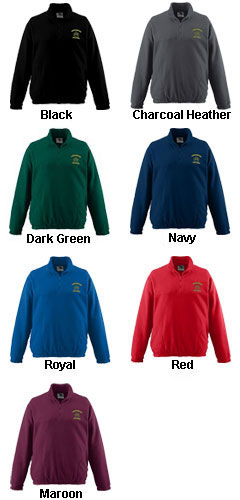 Youth Chill Fleece Half-Zip Pullover - All Colors