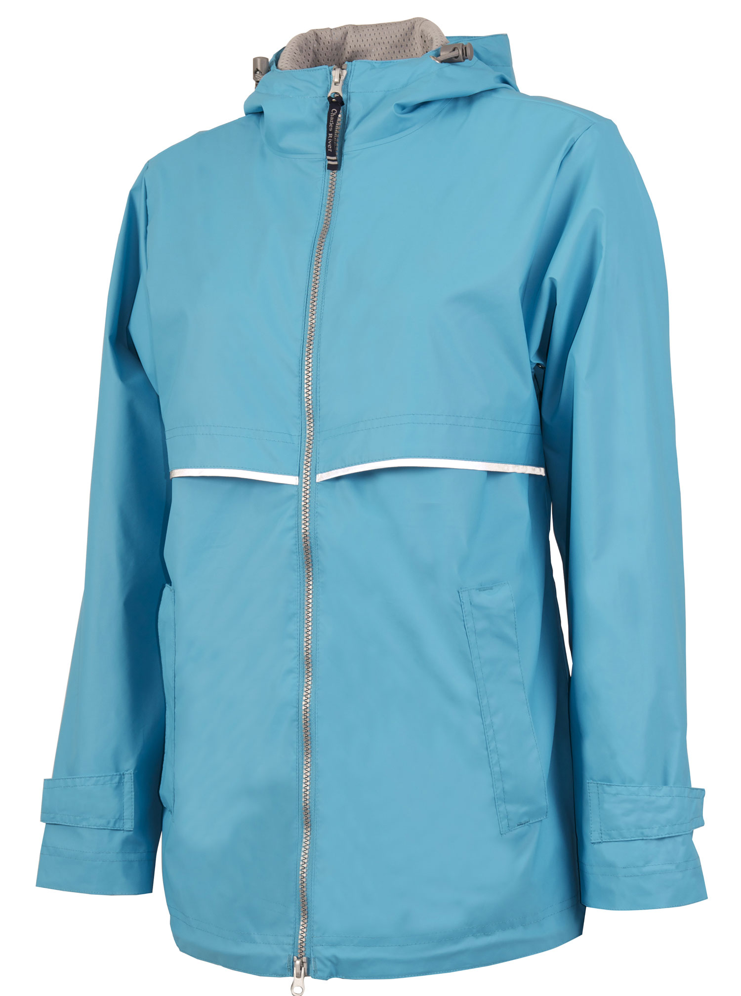 Charles River Womens New Englander Rain Jacket