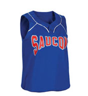 Custom Youth Girls Turn Two Softball Jersey