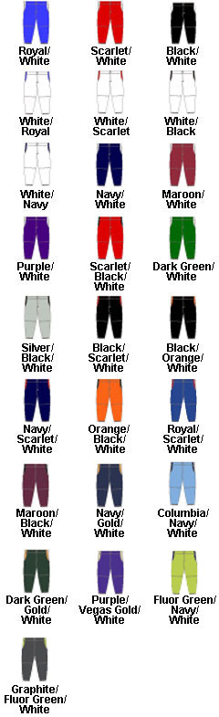 Youth Girls Changeup Softball Pant - All Colors