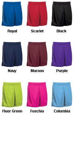 Womens Turn Two Softball Short - All Colors