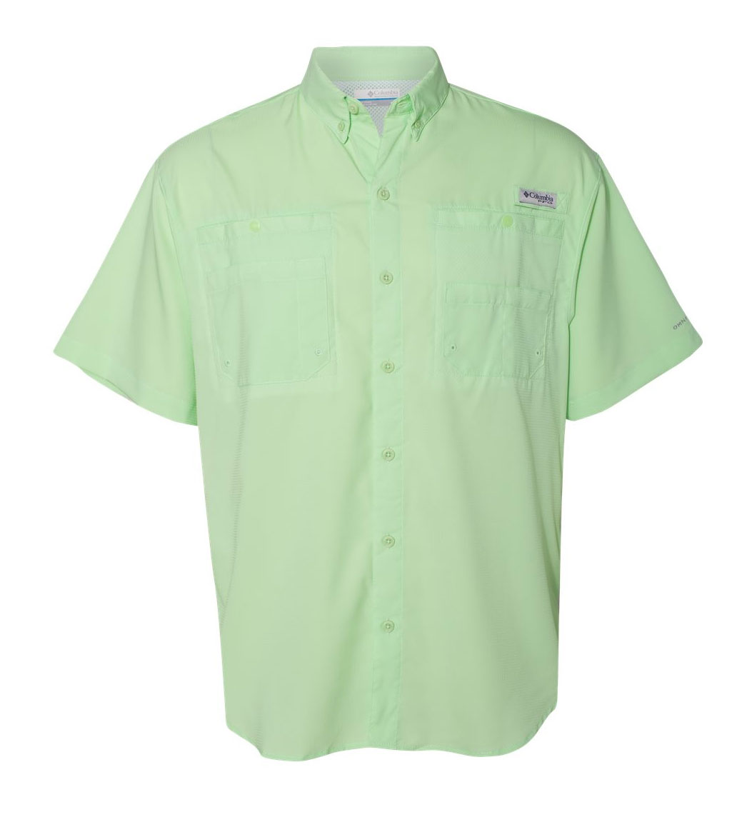 49bf59df Columbia Mens Tamiami II Short Sleeve Woven Shirt - Design Online