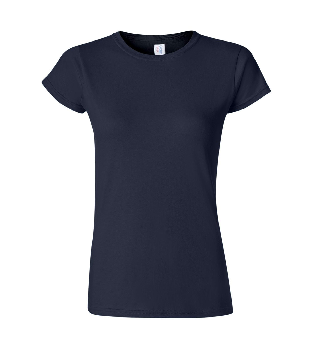 Gildan Ladies 100% Soft Style® Fitted Tee